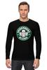 "Лонгслив ""Heisenberg blend"" - кофе, во все тяжкие, breaking bad, heisenberg"