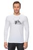 "Лонгслив ""Music Cat"" - музыка, кот, ноты, добро, кошаса"