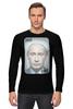 "Лонгслив ""Putin Joker"" - стиль, патриот, путин, putin"