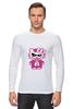 """Лонгслив """"Hello Kitty Joker"""" - hello kitty, joker, джокер, хелло китти"""