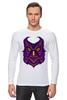 "Лонгслив ""Ночная Сова (Owl)"" - сова, owl"