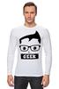 """Лонгслив """"Geek (Гик)"""" - geek, гик"""