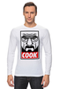 "Лонгслив ""Повар"" - obey, во все тяжкие, breaking bad, heisenberg, cook"