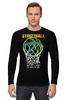 "Лонгслив ""Streetball"" - баскетбол, корзина, streetball, мячь"