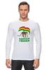 """Лонгслив """"Единая Гвинея"""" - смешно, политика, прикольные футболки, пжив"""