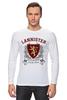 """Лонгслив """"Игра Престолов. Дом Ланнистеров"""" - игра престолов, game of thrones, ланнистеры, house lannister, дом ланнистеров"""