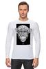 "Лонгслив ""Monkey"" - арт, дизайн, графика, обезьяна, monkey"