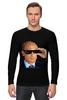 "Лонгслив ""Pixel Putin"" - король, pixel, путин, putin, пиксели"
