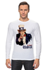 "Лонгслив ""Америка"" - америка, usa, американский пирог, uncle sam, дядя сэм"