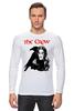 "Лонгслив ""The Crow"" - crow, ворон, brandon lee, брэндон ли, the crow"