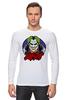 """Лонгслив """"Джокер (Joker)"""" - joker, джокер, dc"""