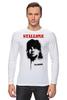 "Лонгслив ""Sylvester Stallone"" - актёр, рэмбо, сильвестр сталлоне, rambo, sylvester stallone"