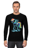 "Лонгслив ""MLP Neon Rainbow Dash"" - pony, mlp, magic, loyalty, friendship"
