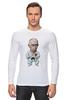 """Лонгслив """"Путин"""" - москва, россия, путин, putin, кремль"""