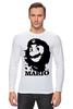 """Лонгслив """"Mario x Che """" - че гевара, mario, марио, che guevara"""