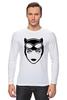 "Лонгслив ""Женщина-кошка (Catwoman)"" - batman, бэтмен, женщина-кошка, catwoman"