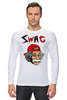 "Лонгслив ""Art Swag"" - style, swag, свэг, эйнштейн, einstein"