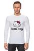 """Лонгслив """"Hello Kitty"""" - hello kitty, хеллоу китти"""
