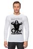 "Лонгслив ""Ozzy Osbourne"" - heavy metal, ozzy, оззи осборн, ozzy osbourne, хэви метал"