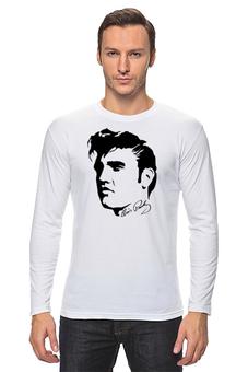 """Лонгслив """"Elvis Presley"""" - элвис пресли"""