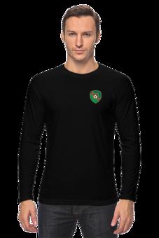 """Лонгслив """" Дубки Юнайтед"""" - футболка, мужская, в подарок, футболка мужская, дубки юнайтед"""