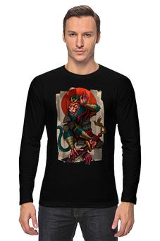 "Лонгслив ""Killer Monki"" - style, стиль, мода, fashion, swag"