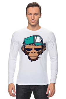 "Лонгслив ""MNK Design. Original Design"""