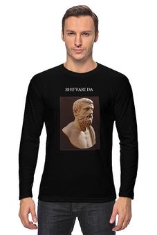 """Лонгслив """"SHU VARI DA"""" - футболки, shu vari da, одежда, лонгсливы"""