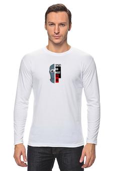"""Лонгслив """"antagonist"""" - футболка мужская"""