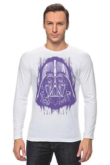 "Лонгслив ""Anakin Skywalker"" - darth vader, starwars, дарт вейдер, звёздные войны, джедай"