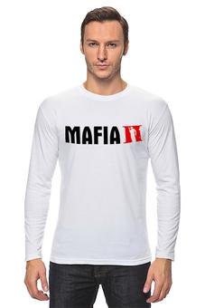 """Лонгслив """"Mafia II"""" - в подарок, парню, mafia ii"""
