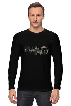 """Лонгслив """"Swag """" - мужской, swag, лонгслив"""