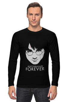 "Лонгслив ""Potterhead forever"" - harry potter, гарри поттер"