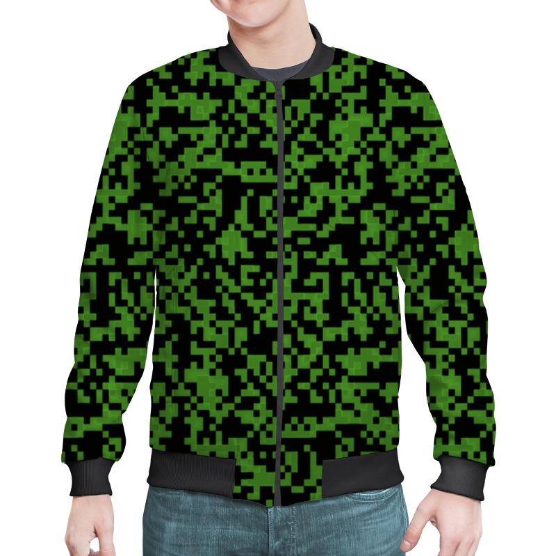 Printio Зеленый камуфляж