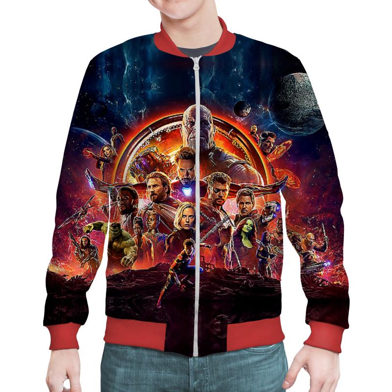 Бомбер Printio Avengers: infinity war бомбер printio avengers thor