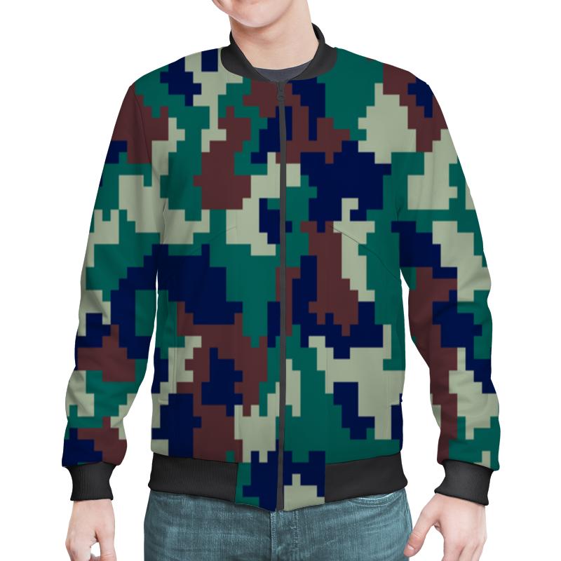Бомбер Printio Милитари в минске рубашку милитари