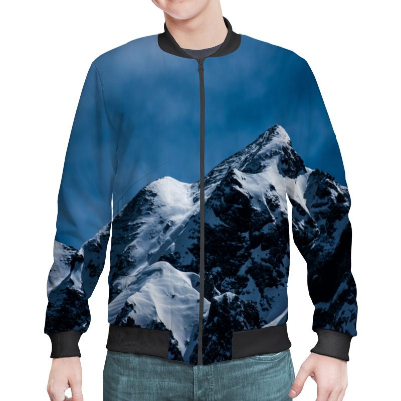 Printio Снег горах