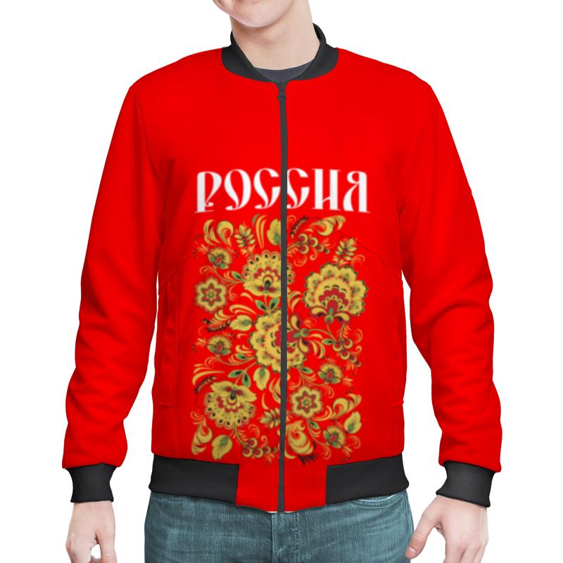 Бомбер Printio Россия