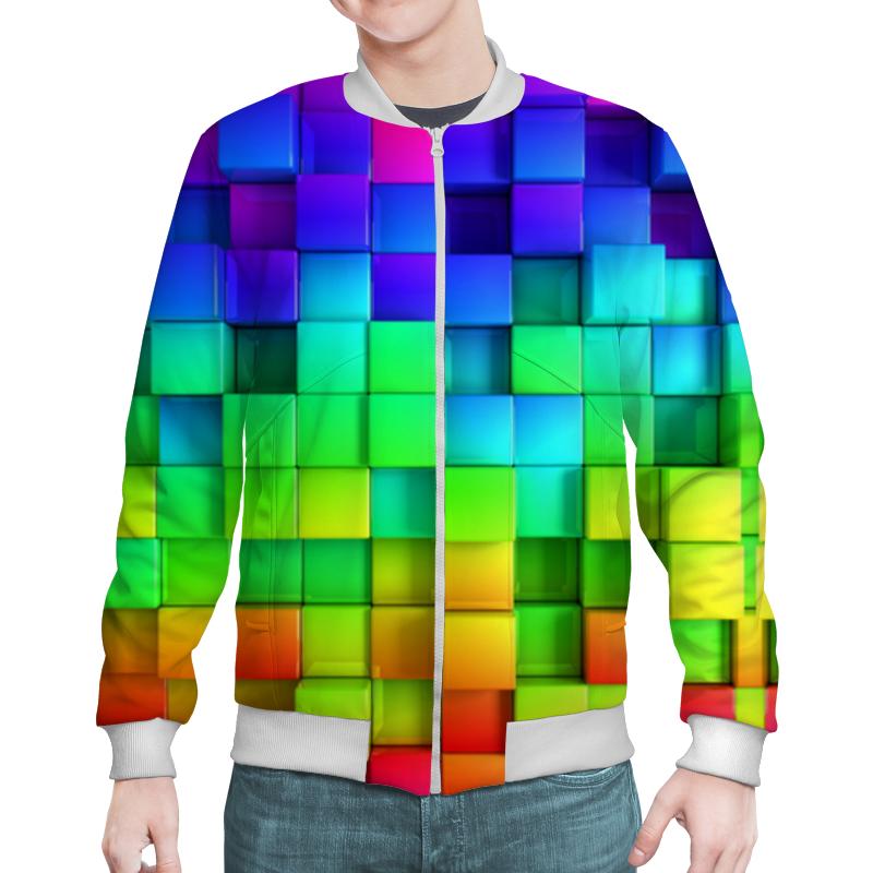 все цены на Бомбер Printio Colorful онлайн