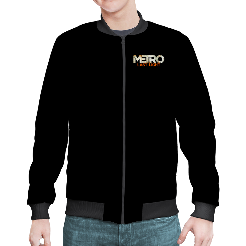 Printio Метро 2033. видеоигры