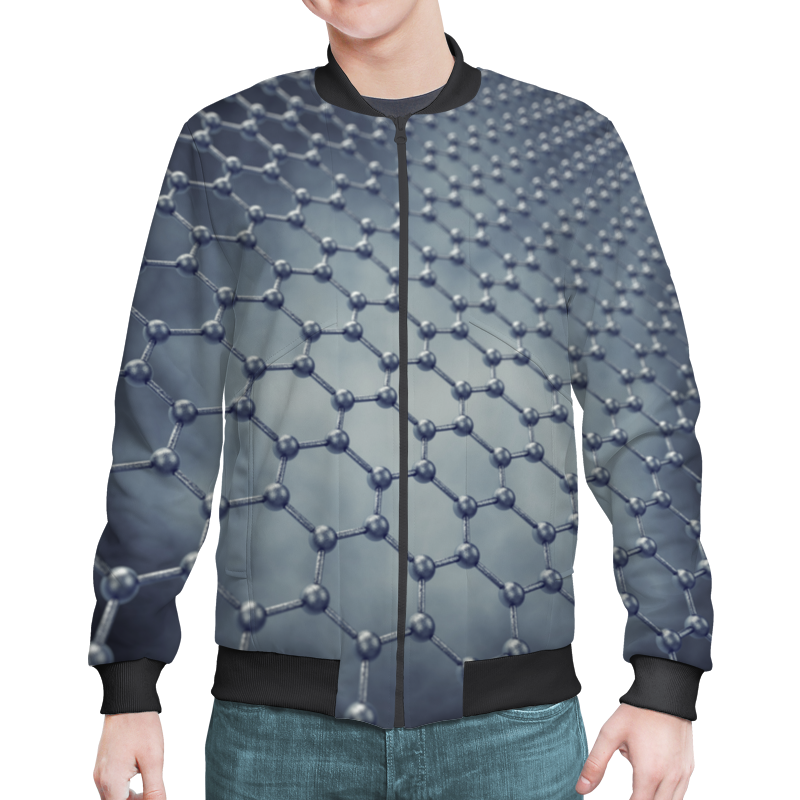 Бомбер Printio Мода 2017
