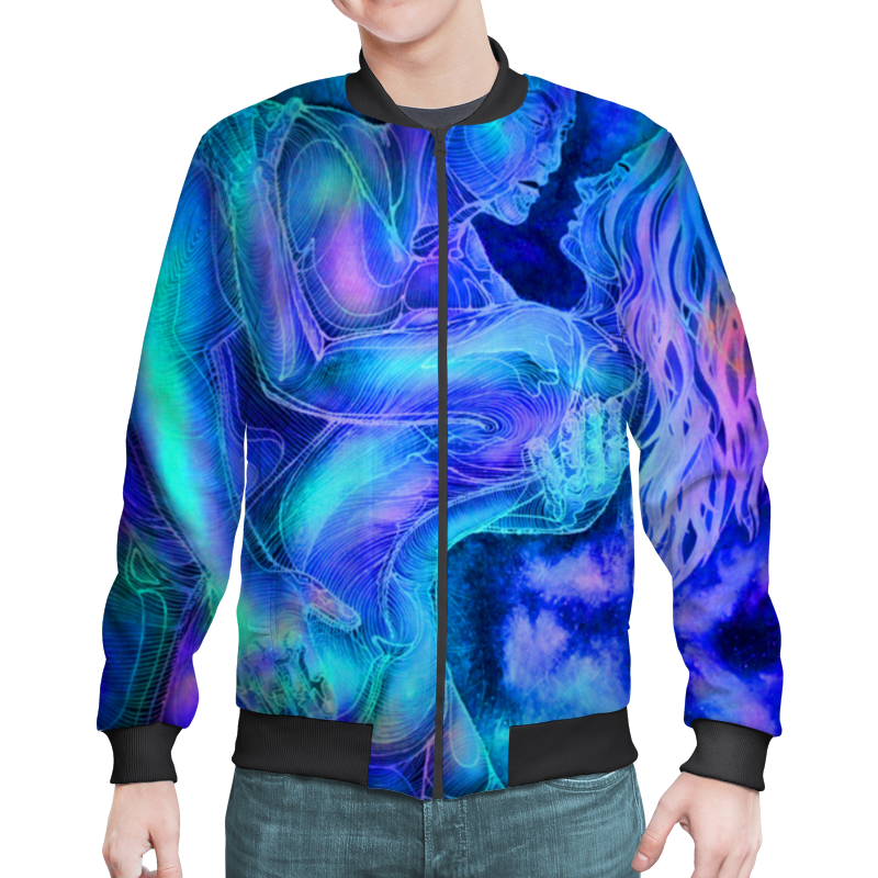 Бомбер Printio Энергия страсти футболка wearcraft premium printio dope
