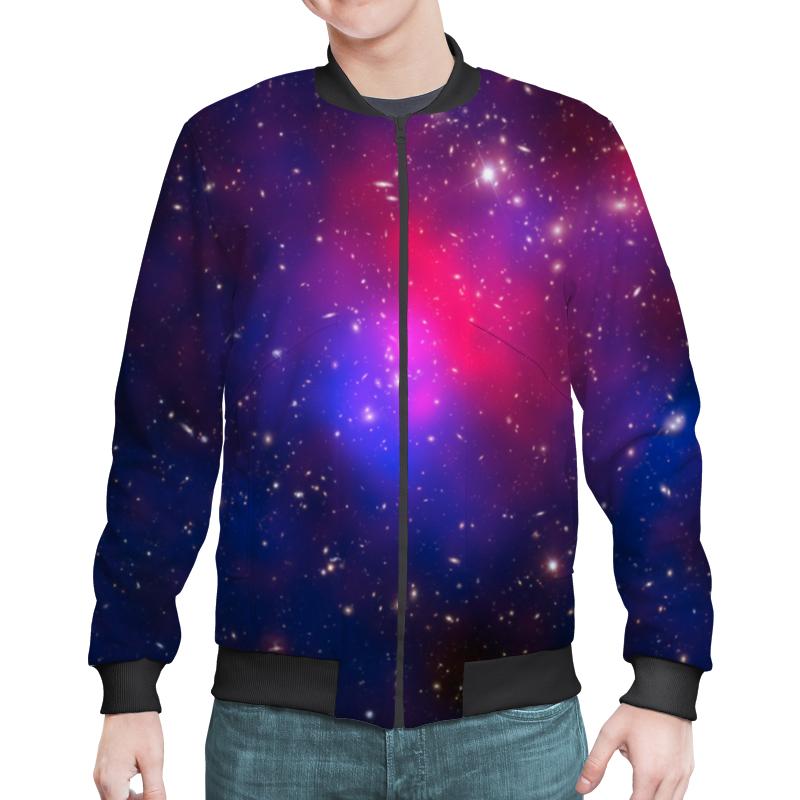Бомбер Printio Звездное небо картленд барбара звездное небо гонконга