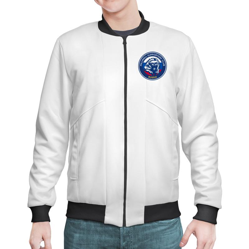 Printio Millwall msc russia bomber jacket куртки adidas куртка бомбер муж tko jacket m utiblk