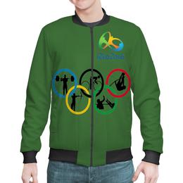 "Бомбер ""Олимпиада в Рио 2016"" - спорт, бразилия, олимпиада в рио 2016"