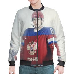 """Бомбер """"Александр Овечкин"""" - овечкин, вашингтон, сборная россия по хоккею"""
