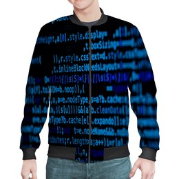 "Бомбер ""Программа"" - компьютеры, код, программа, пароль, кодировка"