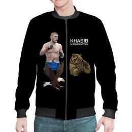 "Бомбер ""Хабиб Нурмагомедов"" - спорт, боец, хабиб, нурмагомедов"