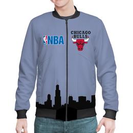 "Бомбер ""Chicago Bulls"" - клуб, америка, баскетбол, nba, чикаго"