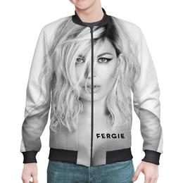 """Бомбер """"Fergie"""" - fergie, singer, r'n'b, музыка"""